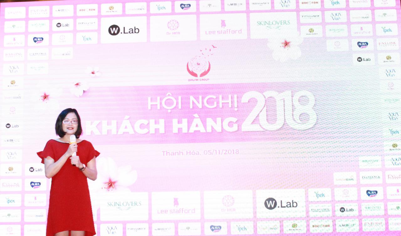 DaiLinh Group hội nghị khách hàng tỉnh Thanh Hóa năm 2018