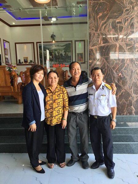 Lễ bàn giao nhà đồng đội cho gia đình liệt sĩ Trần Thừa Kiên 3