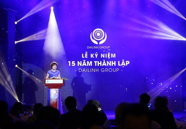 Lễ kỉ niệm 15 năm thành lập DaiLinh Group