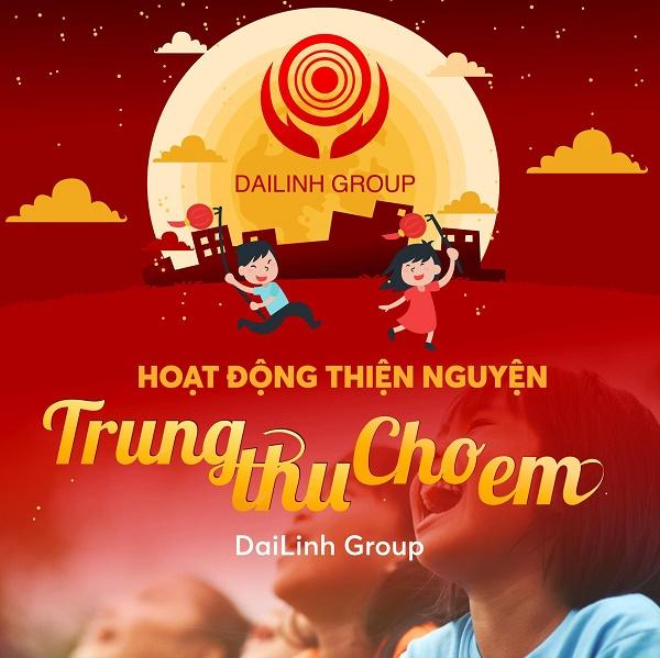 """DaiLinh Group – Chuyến thiện nguyện """"Trung Thu Cho Em 2020"""" tại bệnh viện nhi TW"""