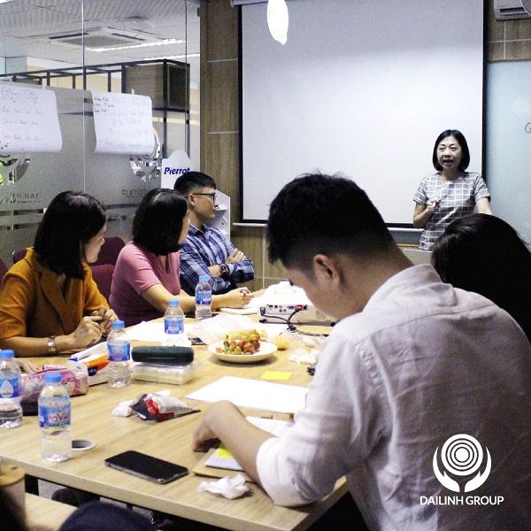 Đào tạo lãnh đạo buổi 1: Từ cam kết đến mục tiêu