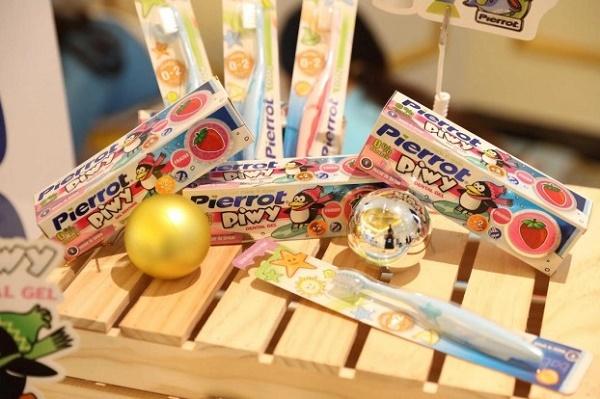 [Gia đình mới] Pierrot chính thức ra mắt thị trường chăm sóc răng miệng Việt Nam