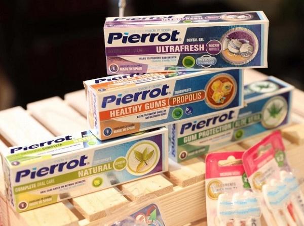 [Gia đình mới] Pierrot chính thức ra mắt thị trường chăm sóc răng miệng Việt Nam 3