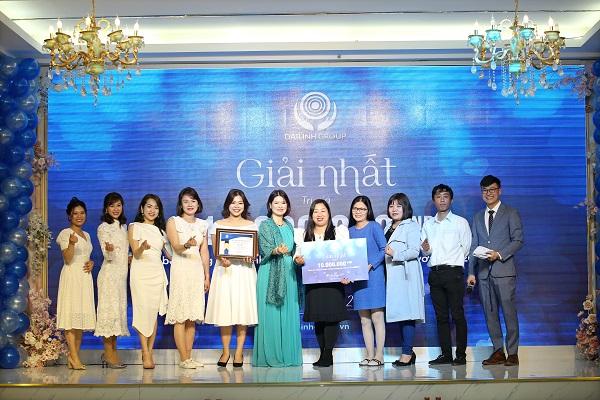 [THANKS PARTY 2020] Cực sung với đêm tiệc tình yêu màu xanh cùng anh em DaiLinh Group KV Hà Nội 10