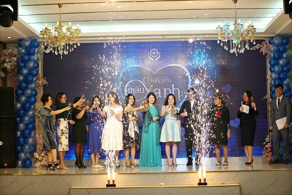 [THANKS PARTY 2020] Cực sung với đêm tiệc tình yêu màu xanh cùng anh em DaiLinh Group KV Hà Nội 11