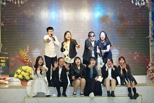 [THANKS PARTY 2020] Cực sung với đêm tiệc tình yêu màu xanh cùng anh em DaiLinh Group KV Hà Nội 13