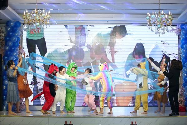 [THANKS PARTY 2020] Cực sung với đêm tiệc tình yêu màu xanh cùng anh em DaiLinh Group KV Hà Nội 18