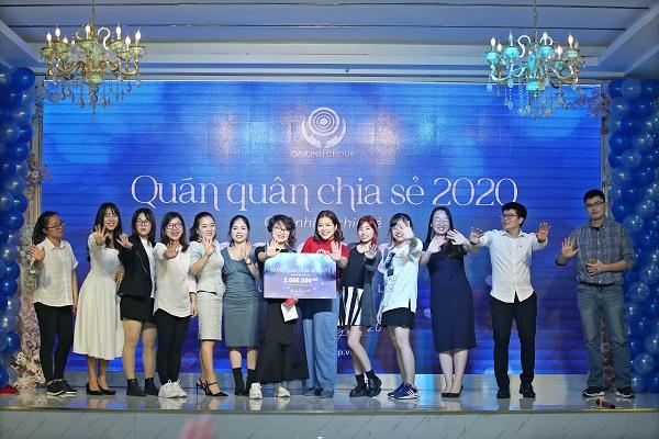 [THANKS PARTY 2020] Cực sung với đêm tiệc tình yêu màu xanh cùng anh em DaiLinh Group KV Hà Nội 21
