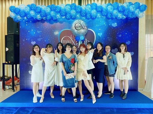[THANKS PARTY 2020] Cực sung với đêm tiệc tình yêu màu xanh cùng anh em DaiLinh Group KV Hà Nội 2