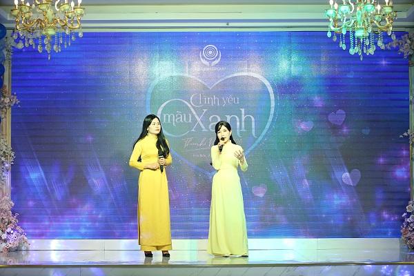 [THANKS PARTY 2020] Cực sung với đêm tiệc tình yêu màu xanh cùng anh em DaiLinh Group KV Hà Nội 17