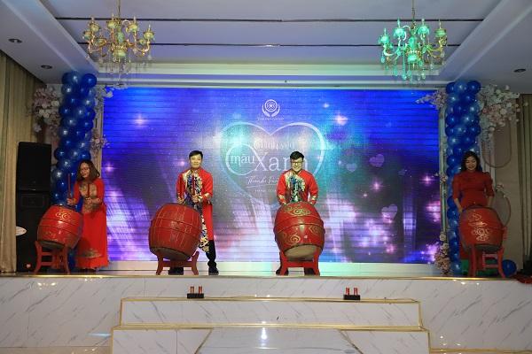 [THANKS PARTY 2020] Cực sung với đêm tiệc tình yêu màu xanh cùng anh em DaiLinh Group KV Hà Nội 5