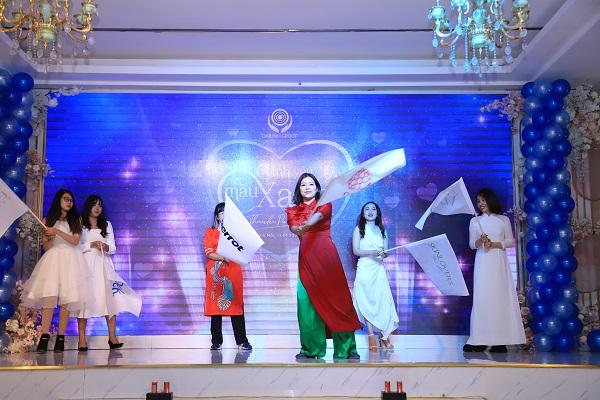 [THANKS PARTY 2020] Cực sung với đêm tiệc tình yêu màu xanh cùng anh em DaiLinh Group KV Hà Nội 6
