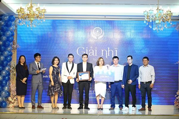 [THANKS PARTY 2020] Cực sung với đêm tiệc tình yêu màu xanh cùng anh em DaiLinh Group KV Hà Nội 9