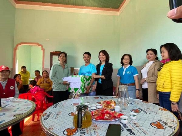 Trao nhà tình thương, nghĩa tình san sẻ - Vụ Bổn, Krông Pắc, Đắk Lắk 2021