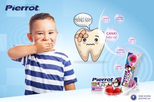 Mảng bám – mối lo ngại đối với sức khỏe răng miệng ở trẻ