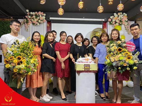 Đài Linh Group tưng bừng kỉ niệm hành trình 18 năm nâng tầm vẻ đẹp phụ nữ Việt