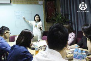 Đào tạo lãnh đạo buổi 2: Góc nhìn bao quát tạo nên đột phá
