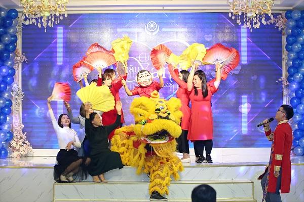 [THANKS PARTY 2020] Cực sung với đêm tiệc tình yêu màu xanh cùng anh em DaiLinh Group KV Hà Nội 14