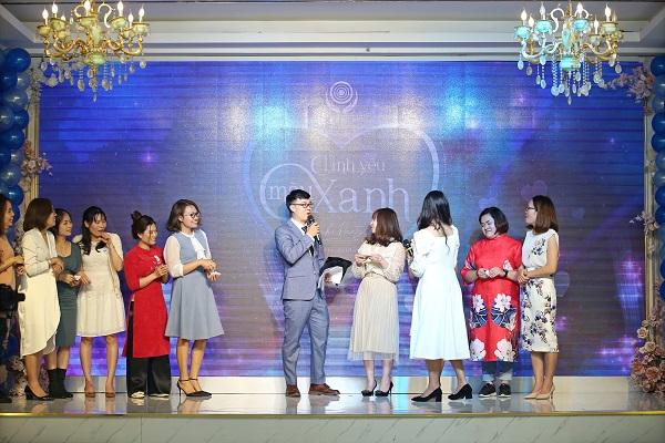 [THANKS PARTY 2020] Cực sung với đêm tiệc tình yêu màu xanh cùng anh em DaiLinh Group KV Hà Nội 22