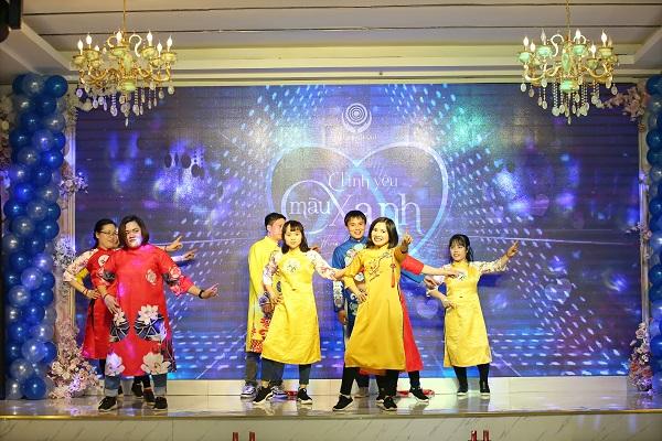 [THANKS PARTY 2020] Cực sung với đêm tiệc tình yêu màu xanh cùng anh em DaiLinh Group KV Hà Nội 15
