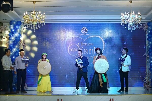 [THANKS PARTY 2020] Cực sung với đêm tiệc tình yêu màu xanh cùng anh em DaiLinh Group KV Hà Nội 16