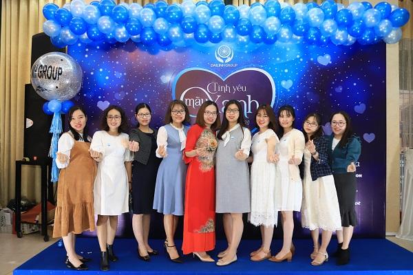 [THANKS PARTY 2020] Cực sung với đêm tiệc tình yêu màu xanh cùng anh em DaiLinh Group KV Hà Nội 3
