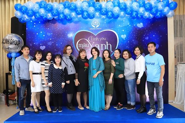 [THANKS PARTY 2020] Cực sung với đêm tiệc tình yêu màu xanh cùng anh em DaiLinh Group KV Hà Nội 4
