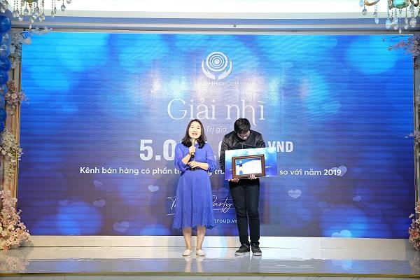 [THANKS PARTY 2020] Cực sung với đêm tiệc tình yêu màu xanh cùng anh em DaiLinh Group KV Hà Nội 8